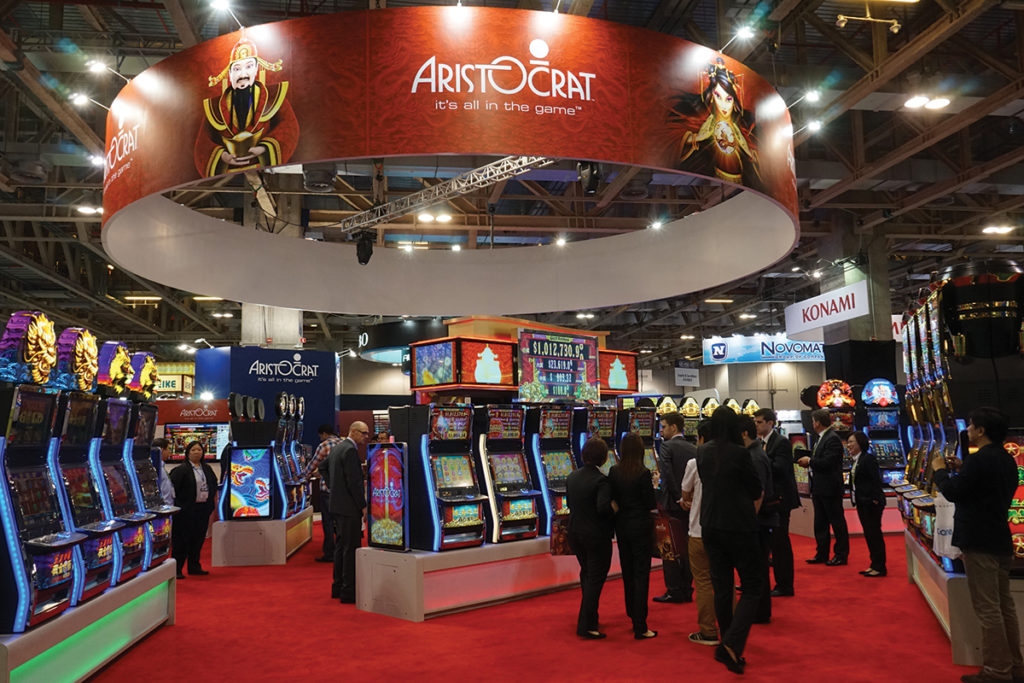 Aristocrat acquires Big Fish Games and releases record results