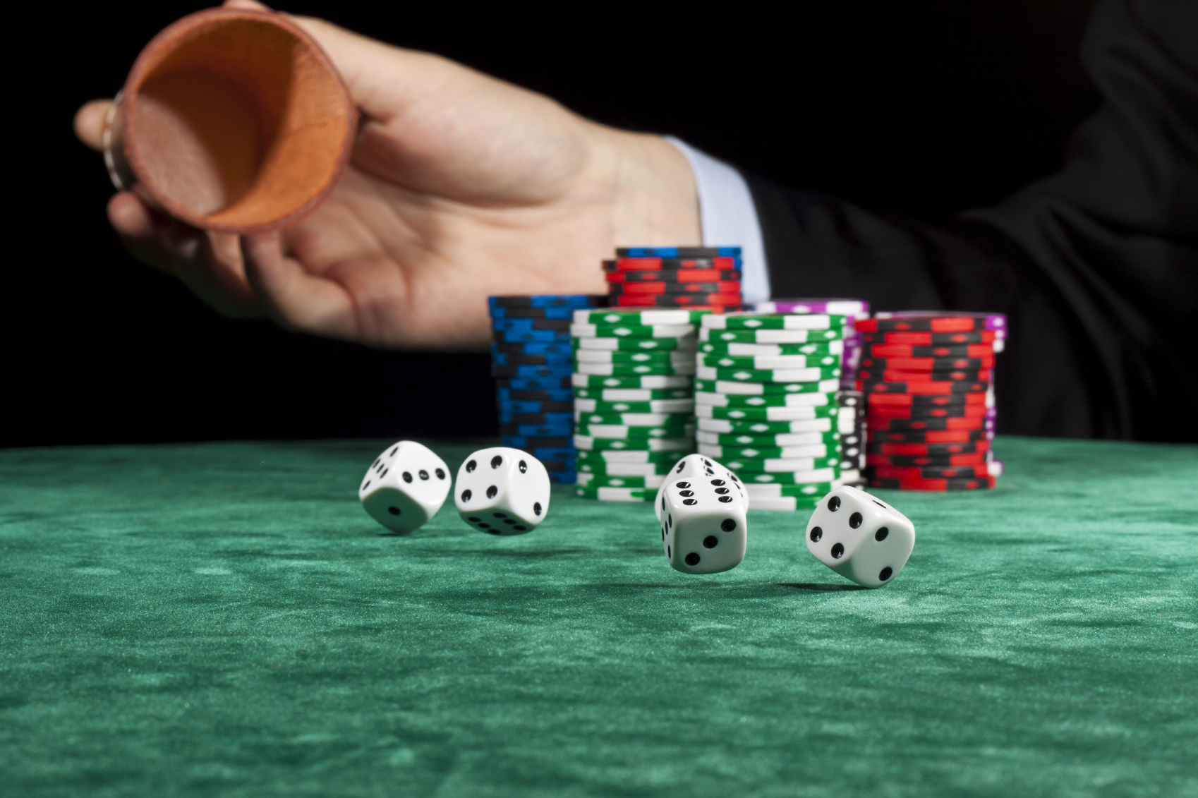 Rules craps strategy