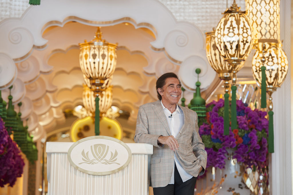 Wynn Resorts 4Q Earnings, Sales Top Wall Street Forecasts