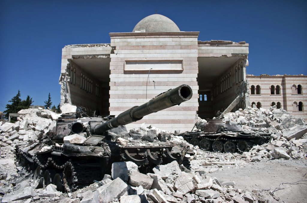 Syrian Opposition Agrees To Send United Delegation To Geneva Talks
