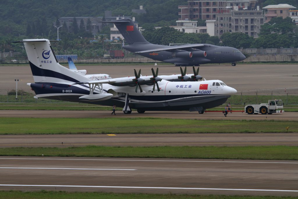 World's largest amphibious aircraft completes maiden flight successfully