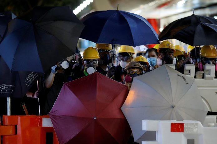 Hong Kong pro-democracy protests resurface
